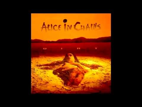 Alice in Chains      Would? HQ Audio wLyrics on the Screen