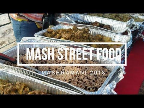 S3.E6 | Street Food | Buying street food at Mashramani 2018 in Georgetown Guyana 🇬🇾