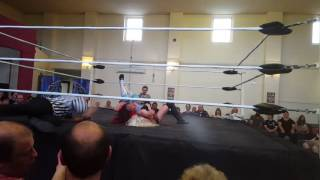 Kay lee ray VS Sierra Loxton