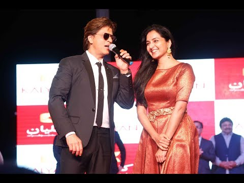 Shah Rukh Khan performs at jewellery store launch in Muscat