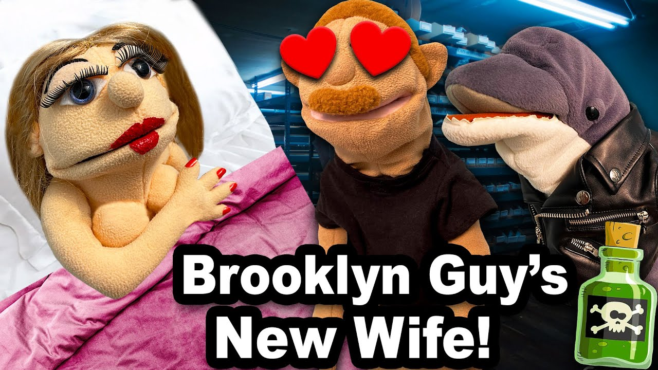SML Movie: Brooklyn Guy's New Wife!