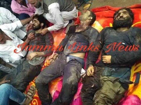 Jammu & Kashmir News Headlines   13th August