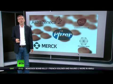 How Big Pharma is Killing Americans...