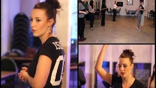 Isabelle Lady Styling Kizomba Dance Routine - Kizomba Kizz Girl Power Edition