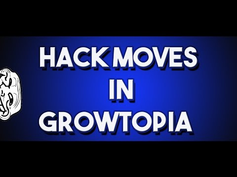 Growtopia | Game Changing Hack moves!