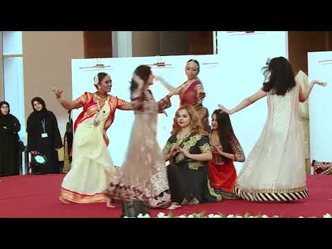Paris Sorbonne University Abu Dhabi International day performance 2018