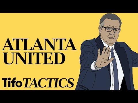 MLS Tactics Explained   Atlanta United