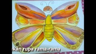 Repeat youtube video Teknik Titisan : Rama-rama