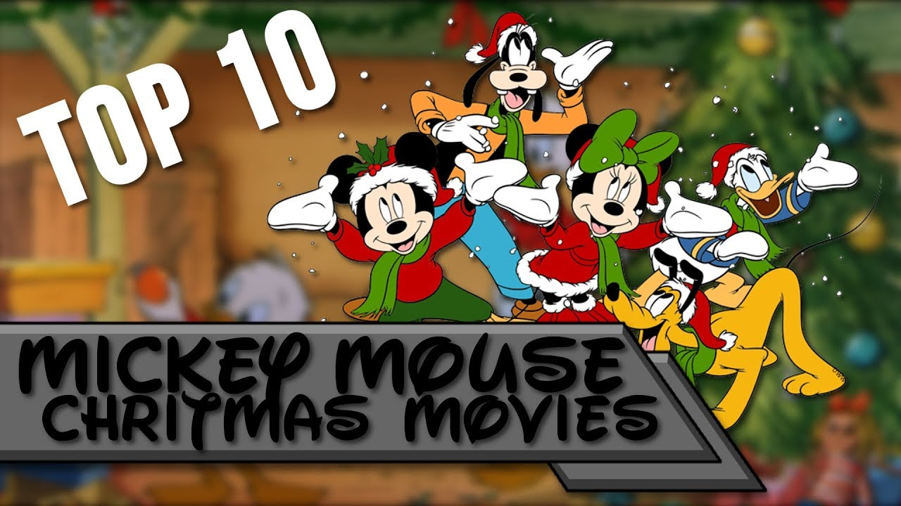 top 10 mickey mouse christmas movies - Mickey Mouse Christmas Movies