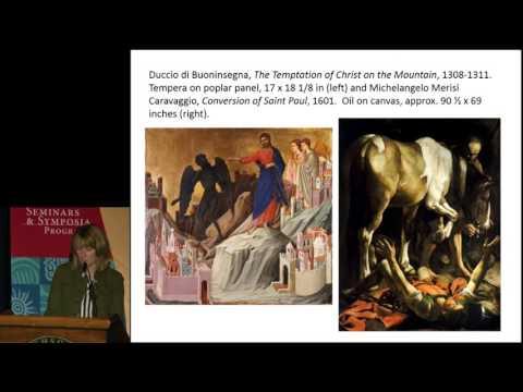 Kay WalkingStick Symposium 04 - Lisa Seppi