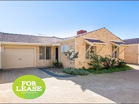 For Rent Cannington - 5/50 George Way. Property Management Cannington by Empire