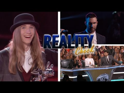 American Idol 2015 Week 20 - FINAL SEASON WISHLIST & The Voice Week 13 FINALE - Reality Check