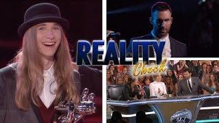 American Idol 2015 Week 20 - FINAL SEASON WISHLIST & The Voice Week 13 FINALE - Reality Check
