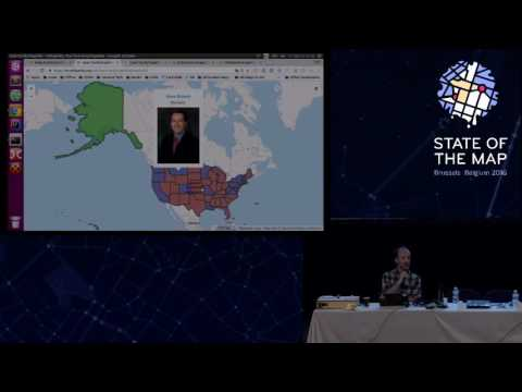 Lightning talks: Wikipedia Maps