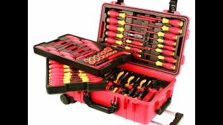 Wiha 32800 - Master Electrician's Tool Set
