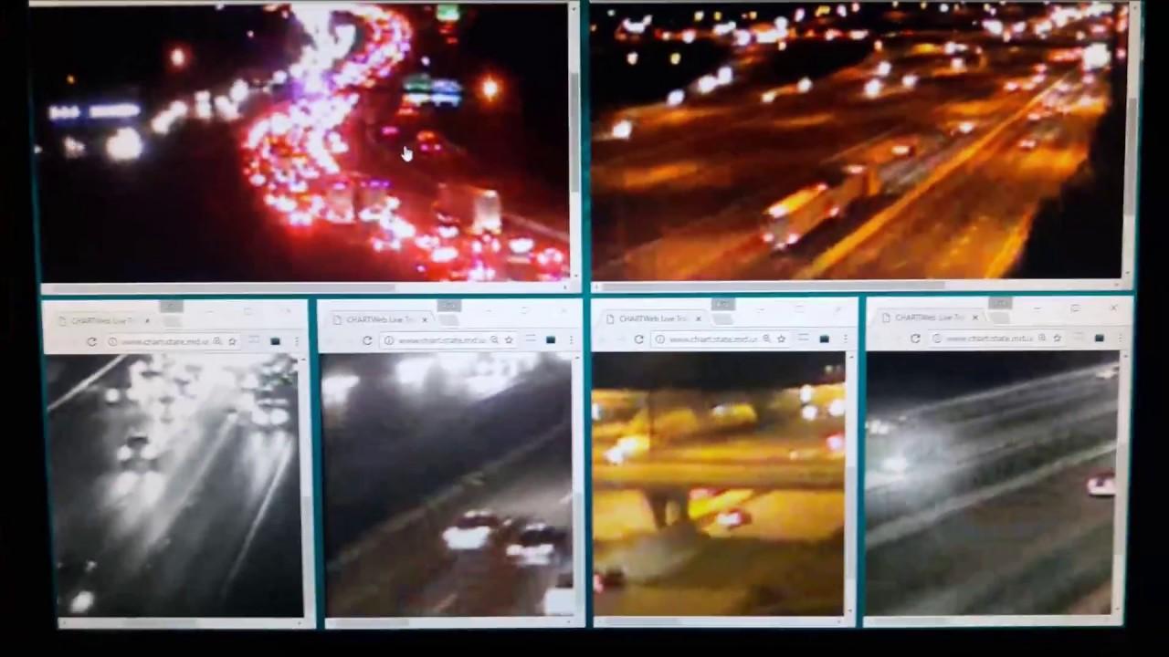 Camera Maryland Highway Cameras maryland traffic cameras live feeds youtube feeds