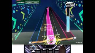[K-Shoot MANIA プレイ] ALTDEVANEY -HardTrance†Remix- (EX)