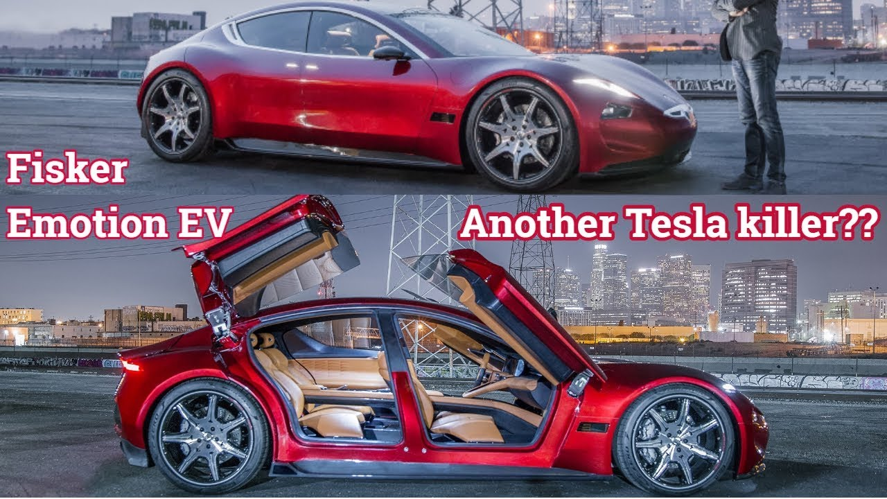 New 2018 Fisker Emotion Ev Luxury Electric Car Unveiled At Ces Specs Price