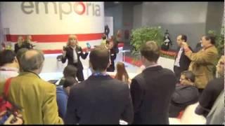 Medialuna en Mobile World Congress 2014 con emporia Telecom