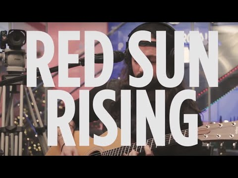 """Red Sun Rising """"Uninvited"""" Alanis Morissette Cover Live @ SiriusXM // Octane"""