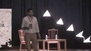TEDxBITSGoa - Anirudh Sharma - Walking with the blind