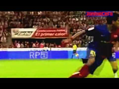 Daniel Alves 2009 2010 PREVIEW from YouTube · Duration:  1 minutes 57 seconds