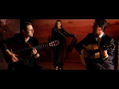 CAFÉ DEL MUNDO - The Art Of Flamenco (Trailer)