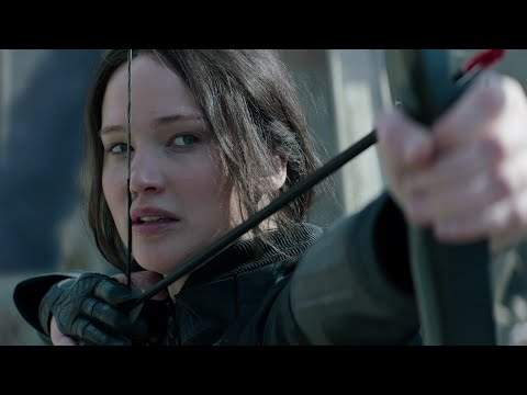 The Hunger Games: Mockingjay Part 1 (2014) Official Trailer [HD]