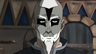 Legend of Korra: Sokka
