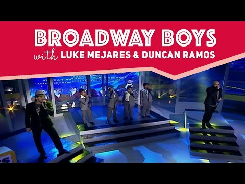 Broadway Boys with Luke Mejares & Duncan Ramos | February 24, 2018