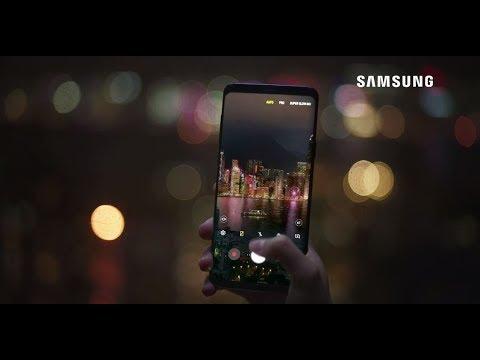 Canción del anuncio de Samsung 8