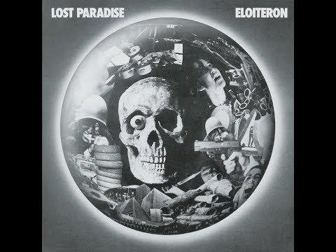 Eloiteron - Lost Paradise (1981) (Tachika Records Reissue) Full Album