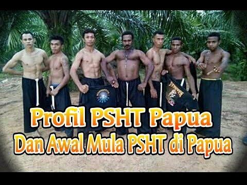 Profil PSHT SH Terate Papua (Kab. Biak)