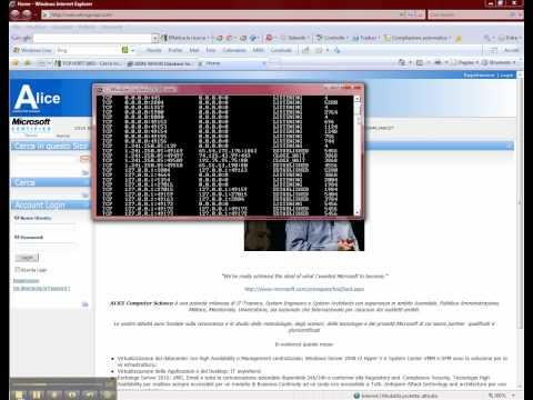 IDENTIFICAZIONE E RIMOZIONE DI VIRUS TROJANS O MALWARE DA UN PC WINDOWS COLLEGATO A INTERNET-parte 1