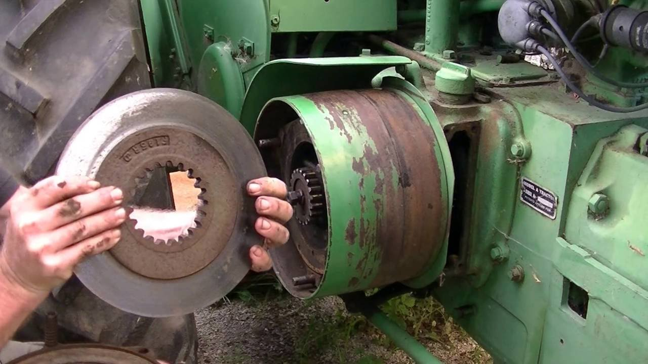 medium resolution of john deere styled two cylinder clutch maintenance farmall h clutch diagram john deere b clutch diagram