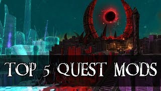 Top 5 Quest Mods for Skyrim on PS4