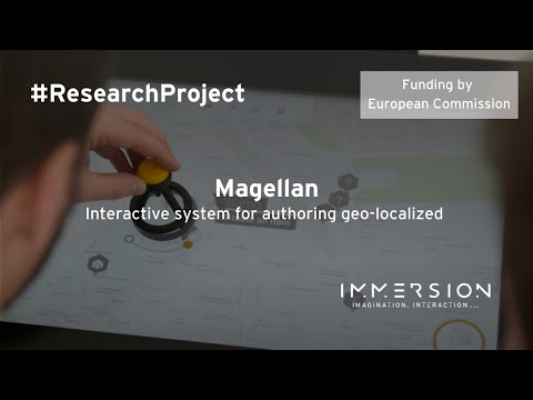 Magellan: An innovative interactive system for authoring geo-localized game