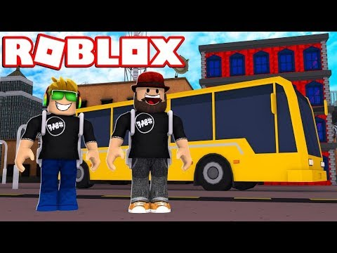 EPIC ADVENTURE TRIP AROUND THE WORLD WITH MY DAD in ROBLOX RO-TRIP