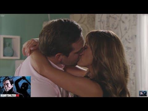 Coronation Street - Maria & Ali Kiss