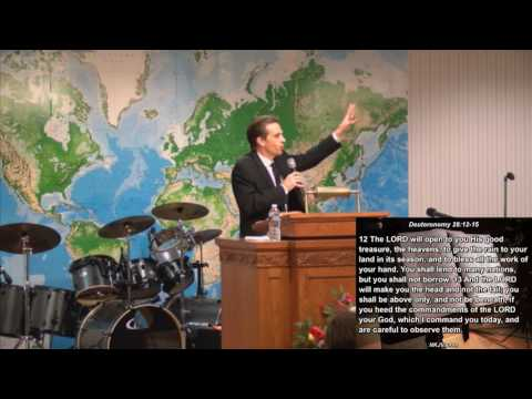 Supernatural Debt Cancellation // Apostle Steven Brooks