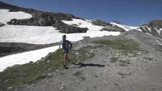 80km   Passage Col de la Terrasse   Chamonix Marathon du Mont Blanc 2015