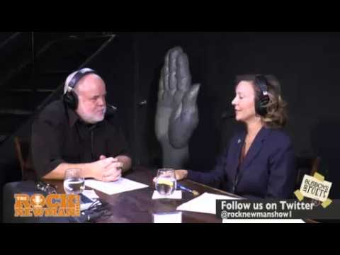 Jolene Ivey on The Rock Newman Show