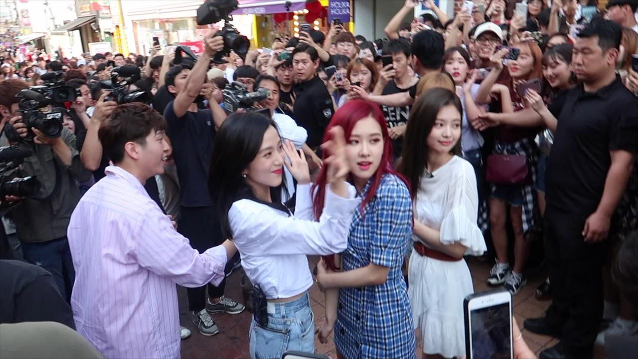 Seoul Searching Ep 29 | WE SAW BLACKPINK IN HONGDAE!?!? | @rochazaro | June 21, 2018