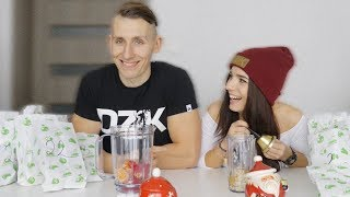 One couple two cups [Smoothie challenge]