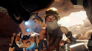 ReCore Trailer at E3 2015 - New Xbox Exclusive ReCore Trailer at E3 2015