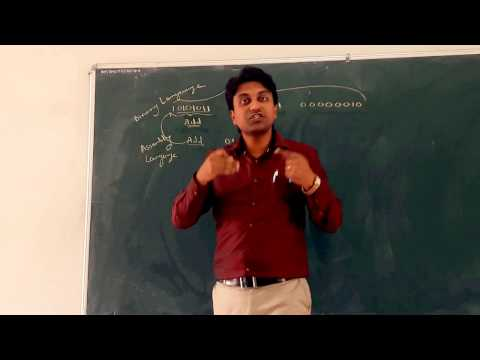 Formal And Natural Language in C Lecture 1.1