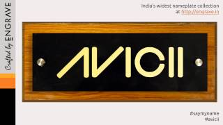 How to pronounce Avicii