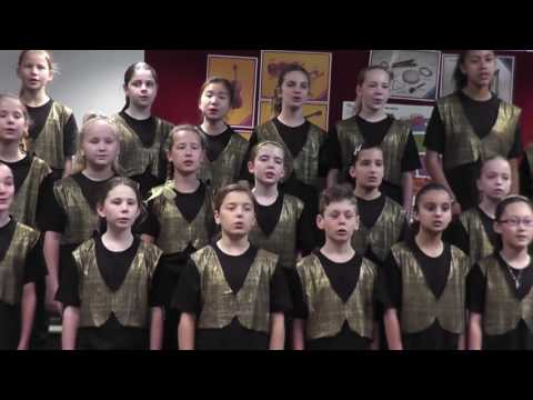Song For WESTERN AUSTRALIA. MOUNT PLEASANT PRIMARY SCHOOL CHOIR 2016