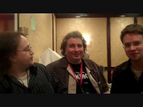 GallifreyOne 2010: My  with the Doctor Who Podshock team