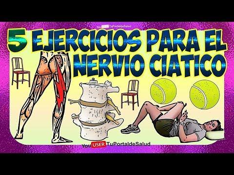 5 Ejercicios Para el Nervio Ciático   Ejercicios Para Fortalecer el Nervio Ciatico